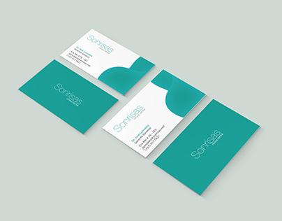 Brand Identity / Sonrisas