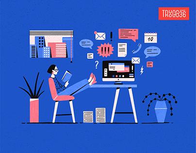 Truogg36 Animation Showreel 2020