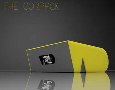 The Corpack, A Packaging Design Solution.