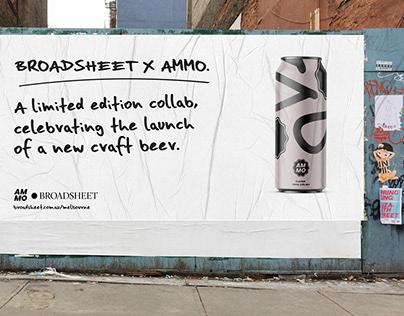 Ammo: Craft Beer Branding and Identity