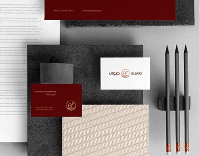 Suwa - Branding design