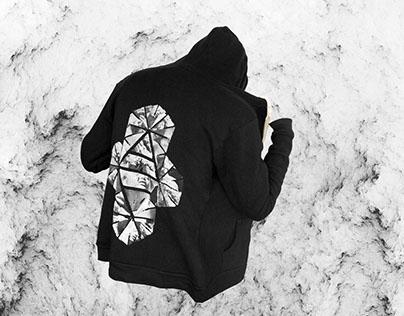 Arcade Fire 'Reflektor' Merchandise Design