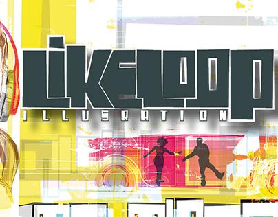 Likeloop Illustration