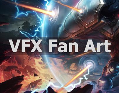VFX Fan Art