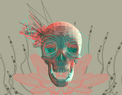 WIP : Techno Festival Poster