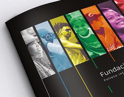 Folleto informativo - Fundación Oro Negro