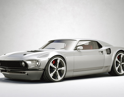 Ford Mustang 3.0
