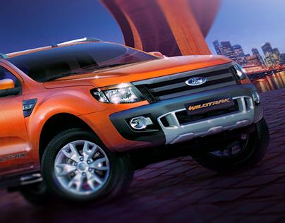 Ford Ranger Cover Digital Imaging