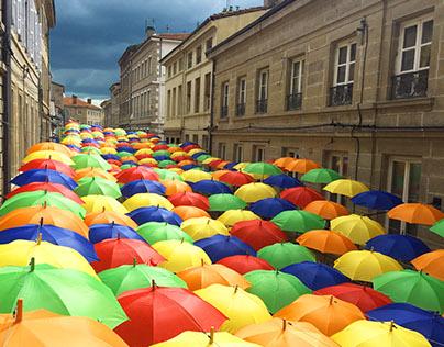 Saint Chamond Umbrella Sky