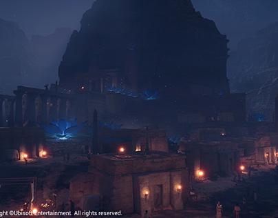 Assassin's creed curse of the pharaohs ART - V.01