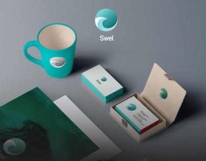 Corporate Identity : Swel