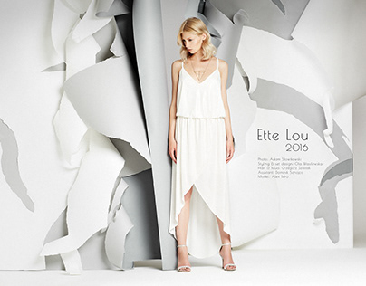 Ette Lou 2016 - Campaign / advertorial