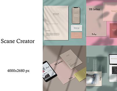 Scene Creator - Mockups Kit