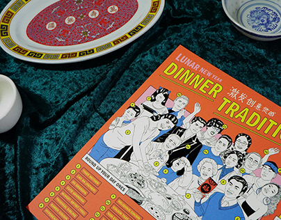LNY Dinner Traditions & Rituals