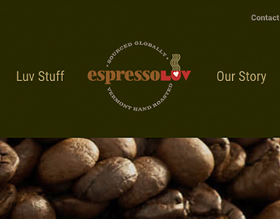 EspressoLuv.com Website