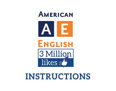 "American English ""3 Million Likes"" Music Video"
