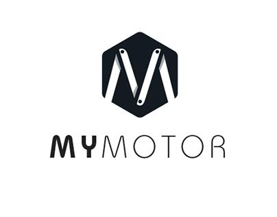 Logo MYMOTOR