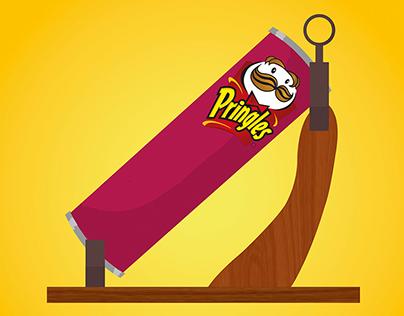 Campaña publicitaria de Pringles