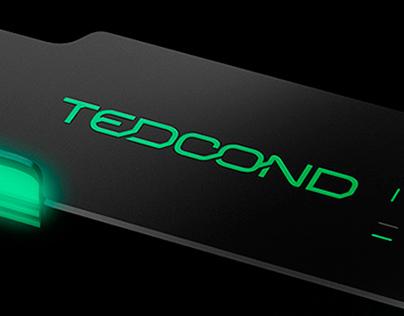 TEDCOND - Logo and Identity