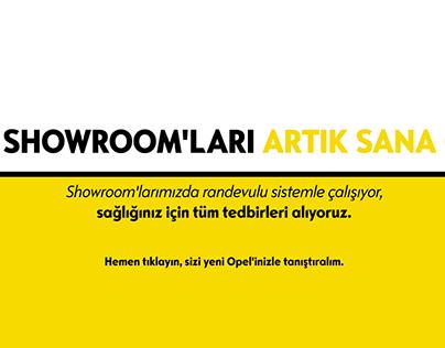 Opel Showroom