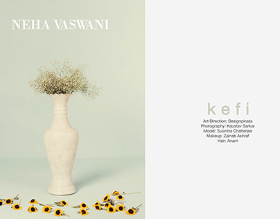 F/W2020 Kefi by Neha Vaswani