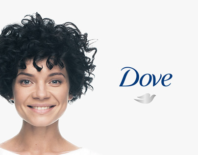 Try different looks with DOVE / Website