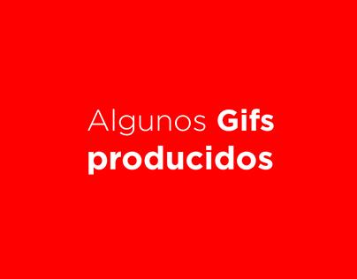 algunos gifs producidos