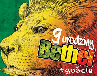 Bethel concert poster