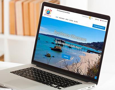 Website - Residence Oltremare