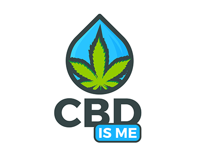 CBD IS ME logo