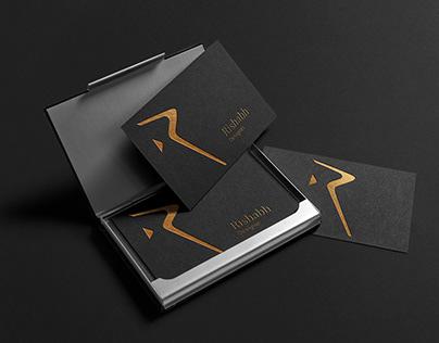 Rishabh | Logo + Personal Branding