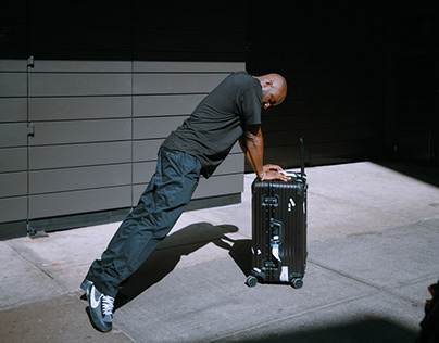 RIMOWA - NEVER STILL WITH VIRGIL ABLOH