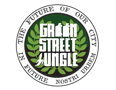 Green Street Jungle pop--up shop
