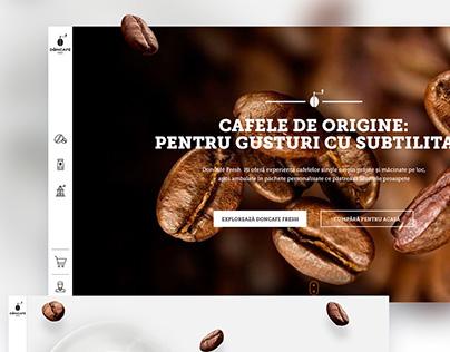 Doncafe Manufaktura e-Shop