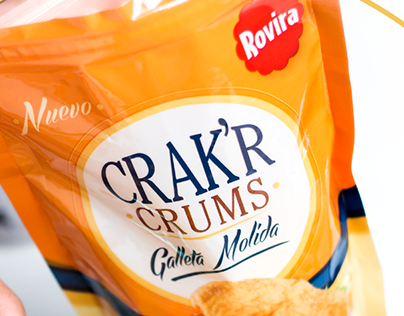 Crak'r Crums Re Brand