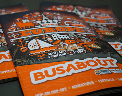 BUSABOUT EUROPE