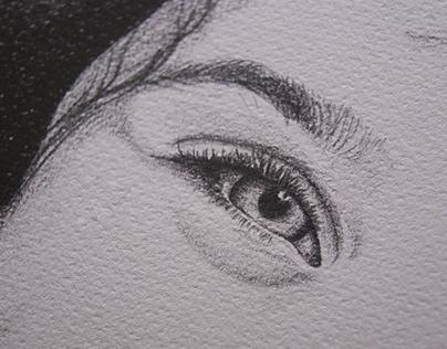 Drawing | Child Portrait