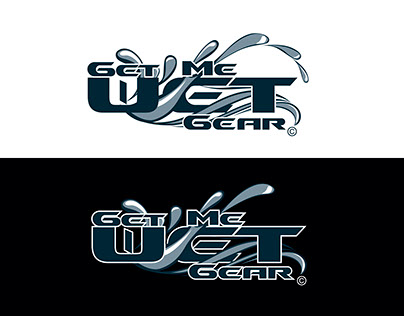 Get Me Wet Gear - Apparel Logo