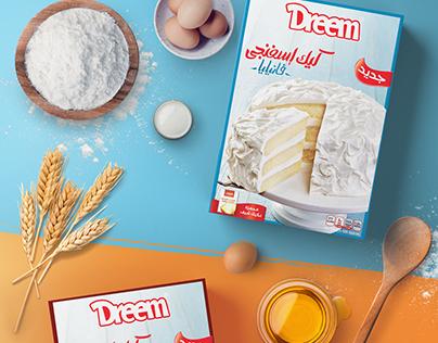 Dreem | Sponge cake Mix
