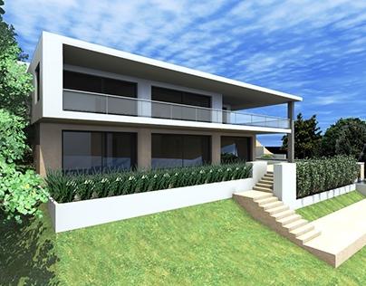 Casa_Encosta da Lagoa_Portugal