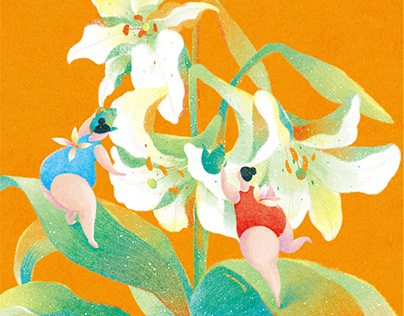Inspiration of Summer Flowers | 夏日花季提案