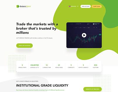 Trader platform