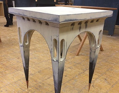 Vampiric End Table