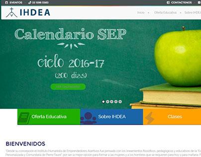 IHDEA - Private Catholic School