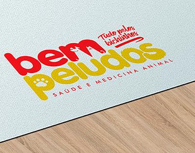 Naming + Branding - Bem Peludos