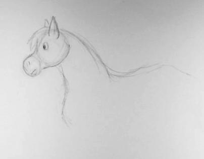 Horse Head Turn