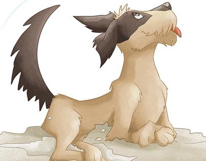 Filó e o cão sem dono
