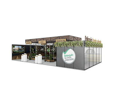 Diseño de Espacio Comercial - Federación de Cafeteros
