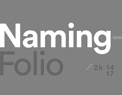 NamingFolio 1.1