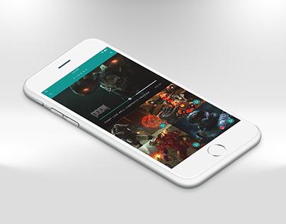 Bethesda Bespoke App